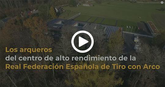 El equipo Español entrena en el centro de Lausana