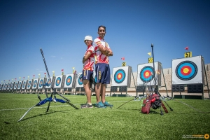 Copa del Mundo World Archery Salt Lake City 2017