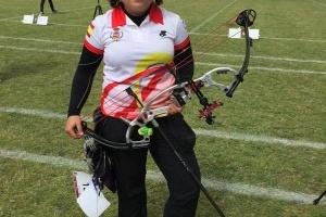 Andrea Marcos 6ª posición en el Campeonato del Mundo